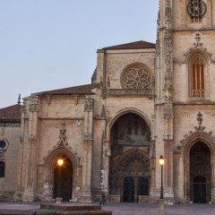 La Cathédrale et la Chambre Sainte