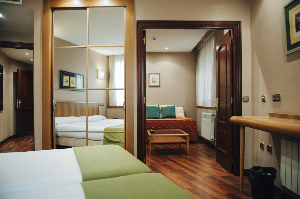 Suite Junior Room
