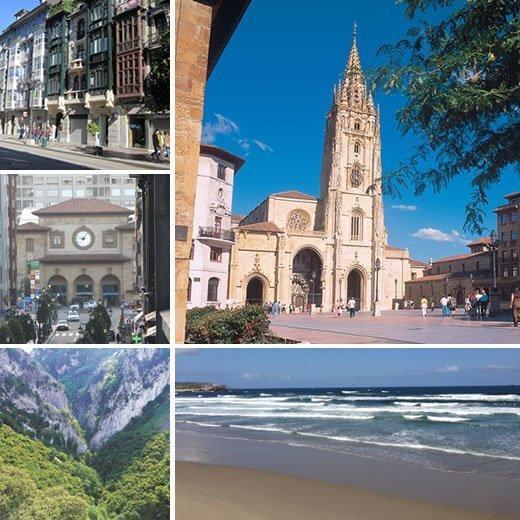 Oviedo entorno