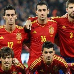 Fútbol: España – Eslovaquia