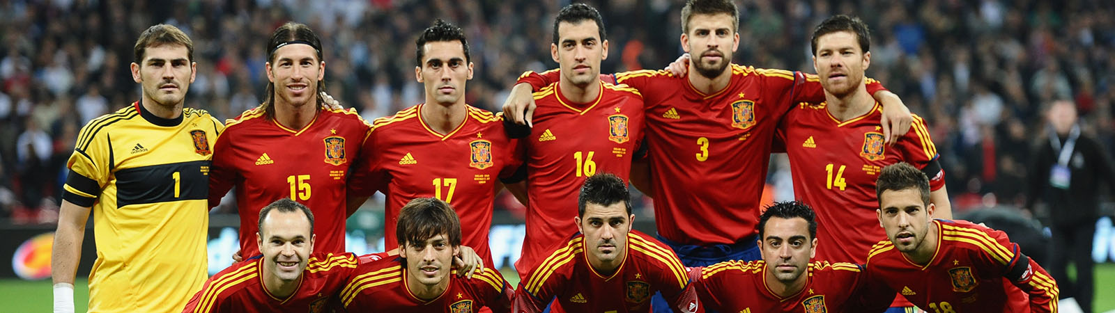Seleccion Española fútbol