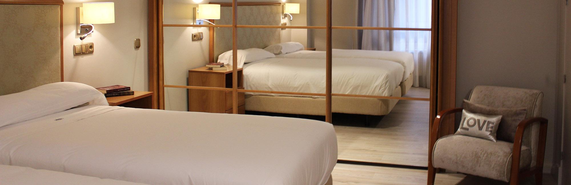 Habitación Suite Hotel Carreño